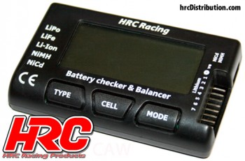Battery Analyzer, Checker & Balancer