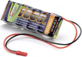 6V 1600mAh Stick Pack 2/3