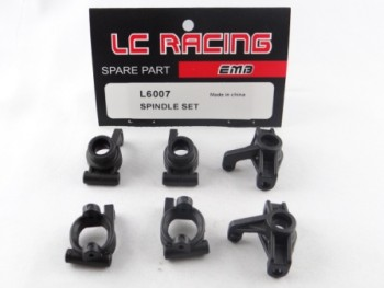EMB - Spindle Set Passend für: Buggy, Truggy, Rally