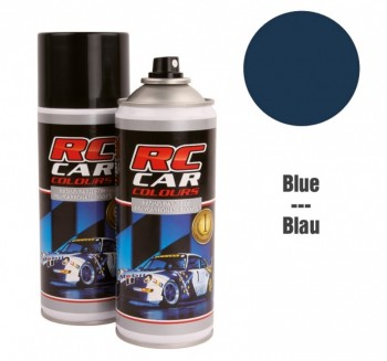 RC CAR Blau (Spray 150ml) LEXAN