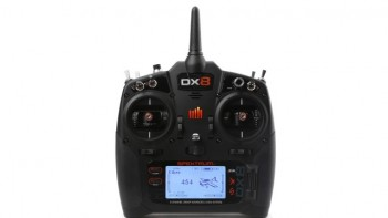 AIR DX8 8CH DSMX Mode 2