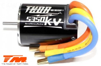 Brushless Motor - THOR 3650 - 6.5T / 5350KV (3.17mm achse)