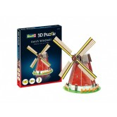 Dutch Windmill Mini 3D Puzzle