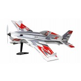 Extra 330SC Indoor silver/red