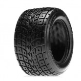 Losi - Mini F/R Tires w/Foam Street Meat