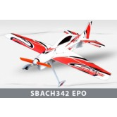 SBach 3D Vector EPO 840mm PNP