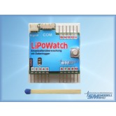LipoWatch / Mot USB - Interface kabel
