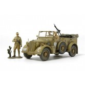 German Horch Kfz.15 North African Campaign