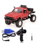 Mini Crawler 4WD Red 1/16 RTR