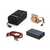 Container Truck Lighting Voice Vibration System for RC 1/14 Truck