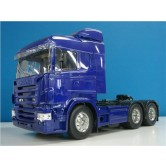 Scania R620 Blue Body painted