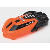 Alias - Kabinenhaube orange