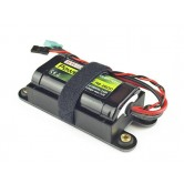 Jeti RC-Akku Power RB Li-Ion 2600 mAh 7.2 V 2S1P