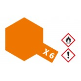 X -6 Orange glänzend 10ml