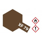 XF-79 Linoleum Deck Braun matt 10ml