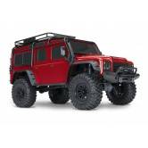 TRX-4 Land Rover RTR (Rot)