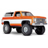 Chevy Blazer 1:10 4WD RTR Orange