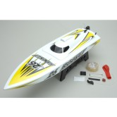 Rocket Brushless Deep V Boat RTR