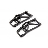 Suspension arm, lower, black (left or right, front or rear) (2)