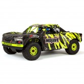 Mojave BLX 6S 1:7 4WD RTR Brushless Black/Green