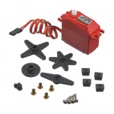 ADS-5 V2 4.5kg Waterproof Servo Red