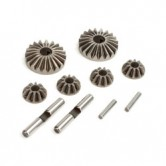 ECX Revenge - Differential Dear & Shaft Set