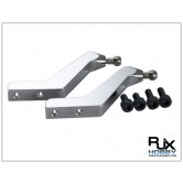RJX - Pitch Arm Silber