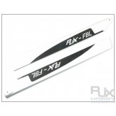 RJX - High Quality Carbon Fiber / Main Blades 430mm FBL