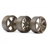 Wheel Set (Bronze/Micro RS4)