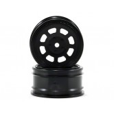 Vintage Stock Car Wheel 26mm black
