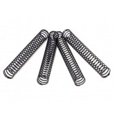 Shock Spring 14,4X117X1,4mm Black