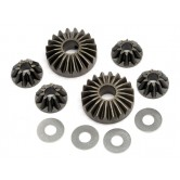 Bevel Gear Set (20T/10T)