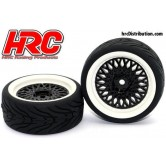 HRC Street-V II 1/10 Touring 12mm Hex 2St
