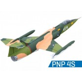 Freewing F-104 Starfighter 6S PnP