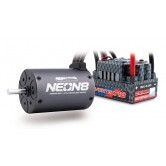 Orion Combo NEON 8 WP / 2100kv, 5mm Shaft, 130A ESC