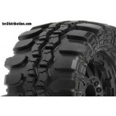 "Traxxas Style Bead Interco SX Super Swamper 3.8"" Reifen Monster Truck 40 series 2Stk."