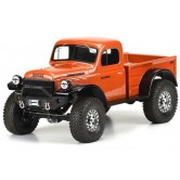 1946 Dodge Power Wagon 313mm Unlackiert 1/10