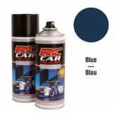 Farbe RC CAR Blau (Spray 150ml)