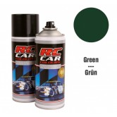 Farbe RC CAR British Racing Grün (Spray 150ml)