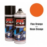 Farbe RC Car Fluo Deep Orange (Spray 150ml)