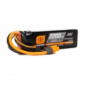 11.1V 3S 2200mAh 30C Smart LiPo Battery IC3