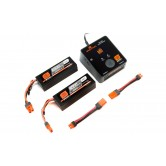 Smart Powerstage Bundle 4S 2x 5000mAh 2S 50C Smart Lipo