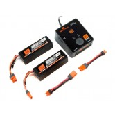 Smart Powerstage Bundle 6S 2x 5000mAh 3S 50C LiPo