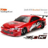 Nissan S15, RTR, 4WD Drift, Brushed