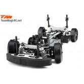 4WD Drift Team Magic E4D-MF-T86 Ohne Elektronik