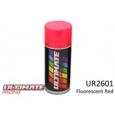 Lexanfarbe - Ultimate Colours - Fluorescent Red