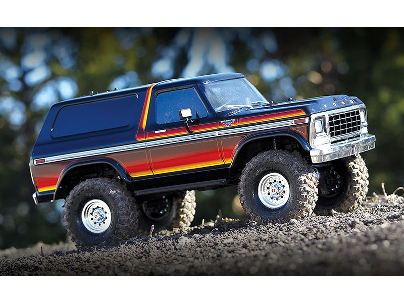 traxxas ford bronco 1 10 rtr modellbau feusisberg. Black Bedroom Furniture Sets. Home Design Ideas